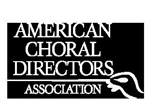 American Choral Directors Association Logo