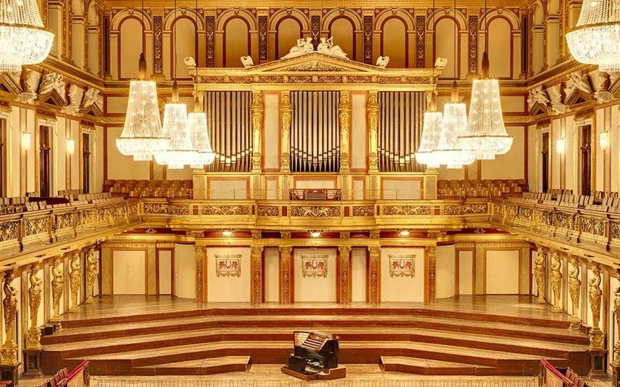 Musikverein Grosser Saal for Programs Page