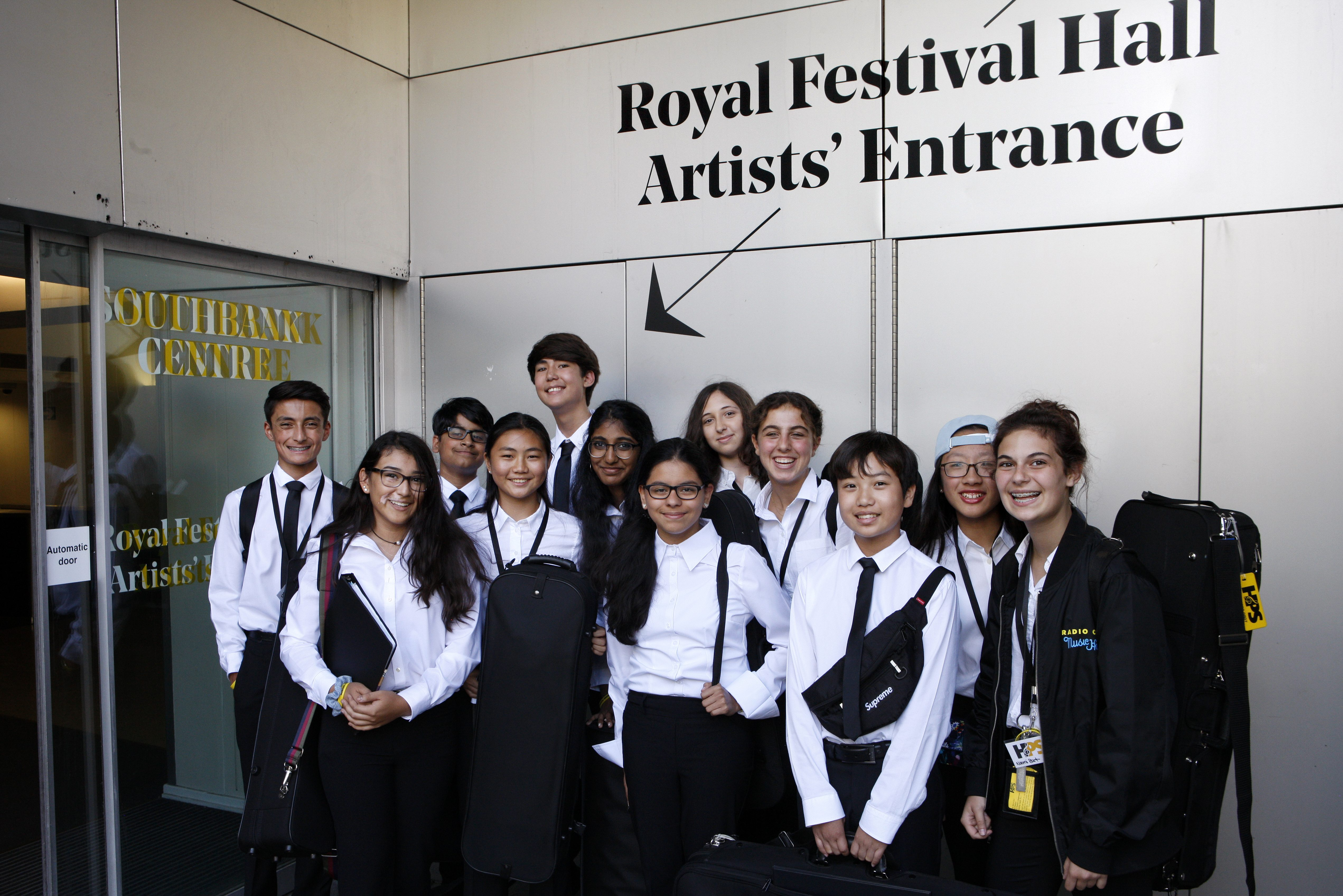Royal Festival Hall Artists